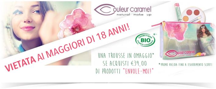 ♥ In OMAGGIO per una Bellissima Trousse Make-up!